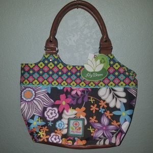 Lily Bloom tote